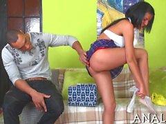 erotic rear slamming teen