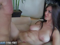Holly Michaels loves sucking cock