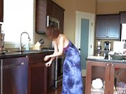 Cara Brett Banging In The Kitchen (HUUU)