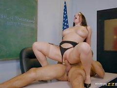 Parent Fucking Teacher Meetings - Angela White (HUUU)
