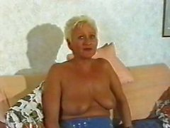 Christine - Hot Mature British Granny Fucking Young Guys