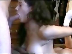 Amateur Anal and Cum in Mouth