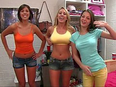Teen Strip Movies