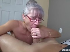Step mothers make me cum compilation