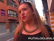 PUTA LOCURA Amateur teen picked up for sex