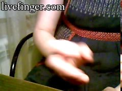 Captured show from online teen homemade webcam