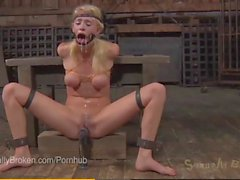 BJ machine and other rough, bound,sloppy scenes
