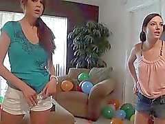 Two teens get stunning surprize