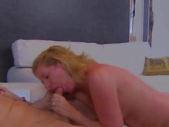 Hot milf and her younger lover 847