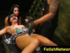 FetishNetwork Marina Angel bdsm teen sex