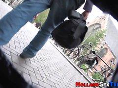 Dutch prostitute rides