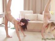 flexible slim contortionists
