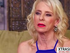 Old Mom Cammille Austin Gives Titjob Hot Tender Son