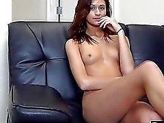 Casting Agent Bangs Future Pornstar