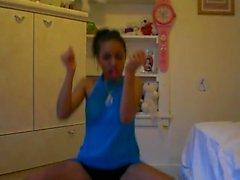 Ebony teen twerking pt 3