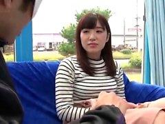 Asian Teen Blows Japanese
