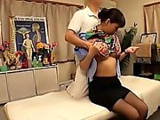 CLUB-057 Haneda CA Professional Bodywork Practitioner Hospi