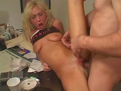 YOUNG AND ANAL 32 - Scene 3