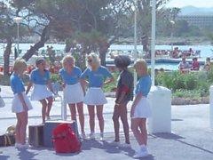 Six Swedish Girls in Ibiza (HD, Part 1 of 4)