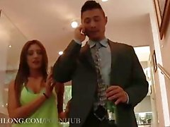 ABC's Fresh Of The Boat Parody Jeremy Long and Addison Ryder AMWF AMXF