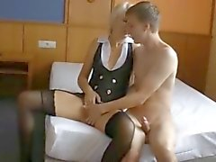 Husband Filming Wiife With Very Young Boy