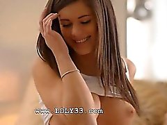 Busty model Caprice dildoing snatche
