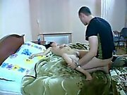 Seduction while she sleeps