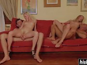 Horny chicks like to fuck together