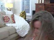 Sexy Liza Rove Fucks In The Villa