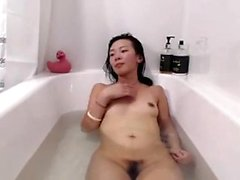 Public softcore Korean oral cam