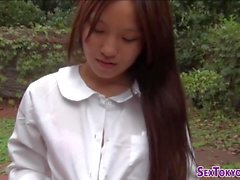 Bj loving asian teenager