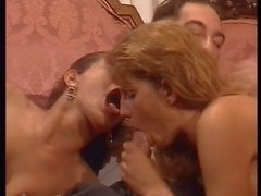 Threesome scene Inside Angelica Bella (1992)