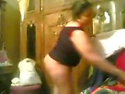 Egyptian Old Milf Suck The Dick