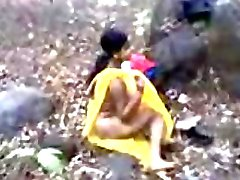 Mallu Lover Group Fucked Outdoors