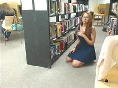 Steph Kegels - Library Fun