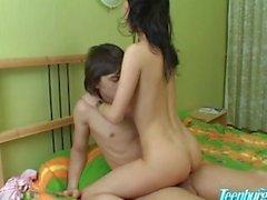 Vick and Rozalia