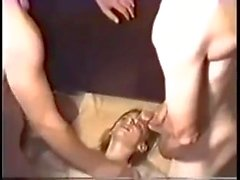 Teen Samantha Gangbanged