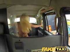 Fake Taxi Blond Babes Get Smashed