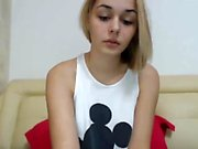 teen nicollcherry fingering herself on live webcam