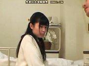 Koharu Aoi naughty Asian teen in school uniform fucks