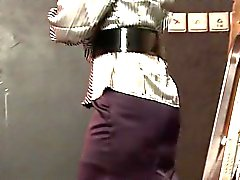 Horny girl cuckold creampie