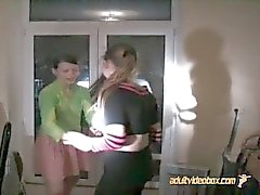 RusDreamTeen Crazy Undressing (Alice & Alina)-AdultVideoBox