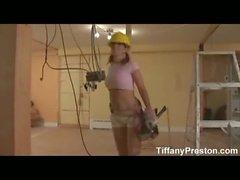 Tiffany Preston POV blowjob