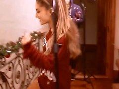 Ariana Grande Jerk Off Challenge