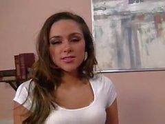 MrPOV Zoey Foxx - Gorgeous Teen Sucks Cock To Cumpletion!