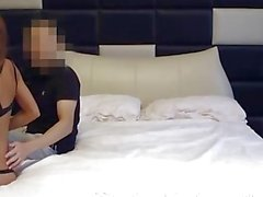 Super Slim Escorting Teen Filmed With Client Giving Fantastic GFE