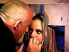 Cute teen Vanda Lust gets bondaged and fucked