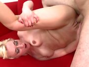 Super sexy mature moms fuck lucky sons