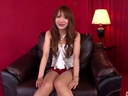 Ayaka Fujikita loves the dick slamming her so hard