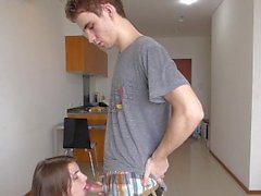 Kayla Obey gets blackmailed by son